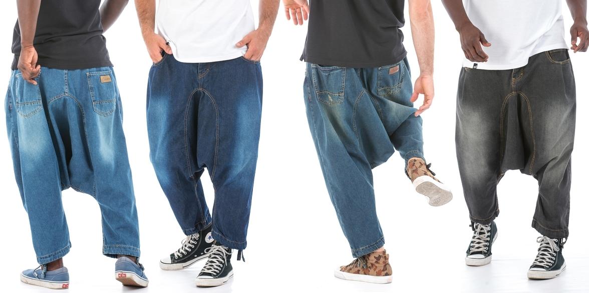 Sarouel dianoux dcjeans jeans pantalon.