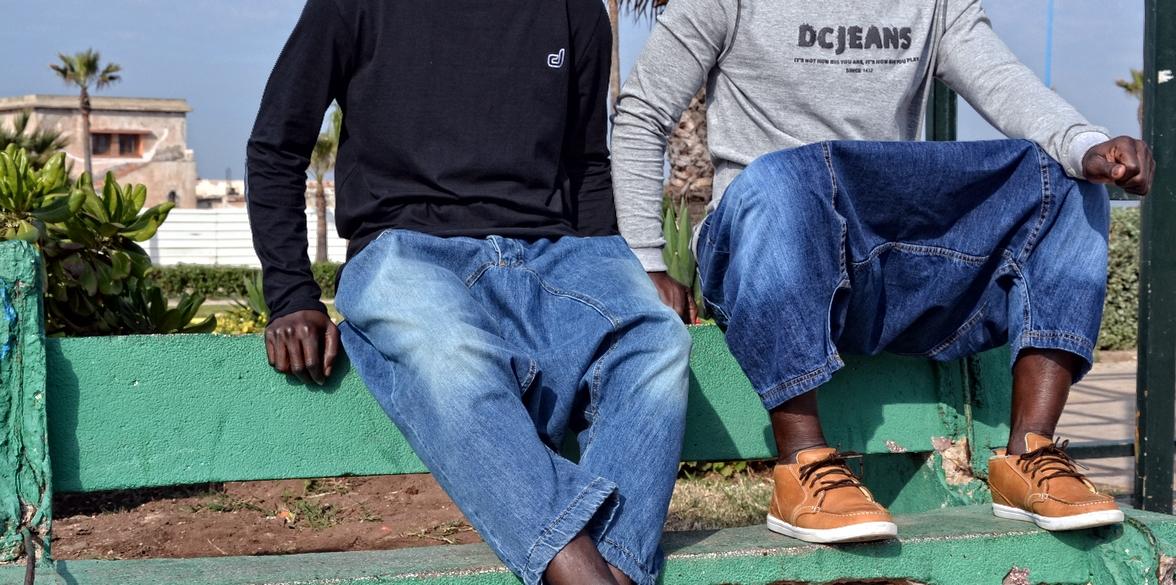 Sarouel jeans dcjeans denim pantalon dianoux.