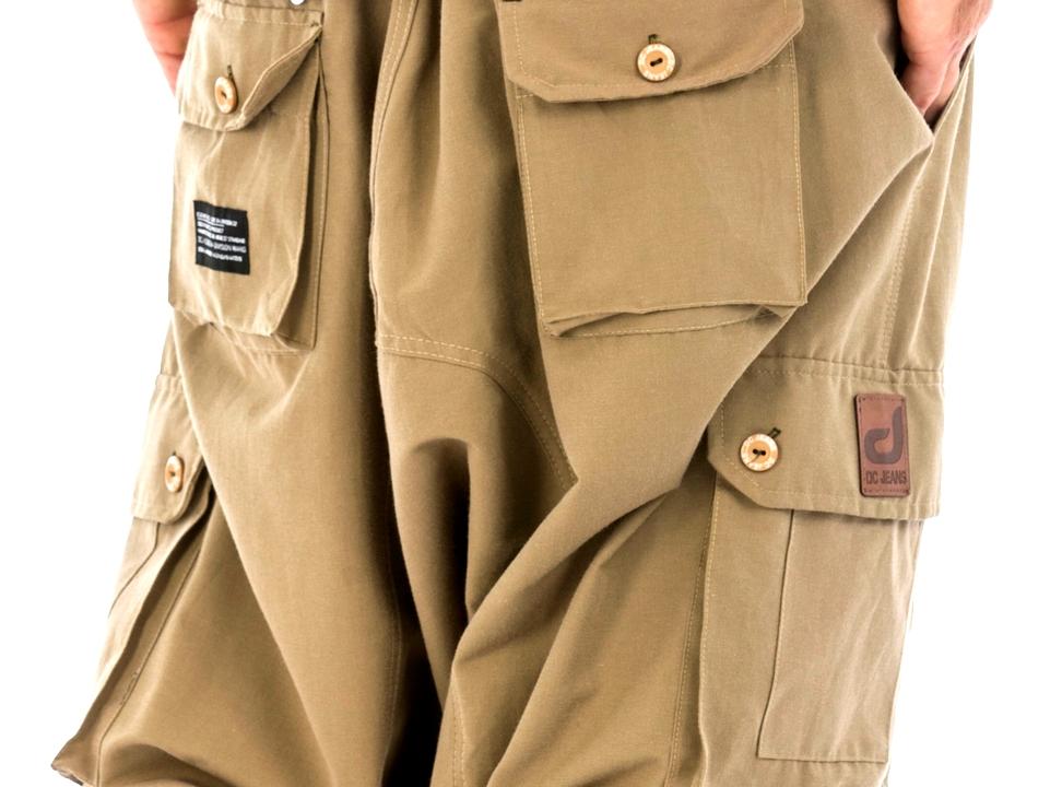 Sarouel battle para dianoux dcjeans pantalon.