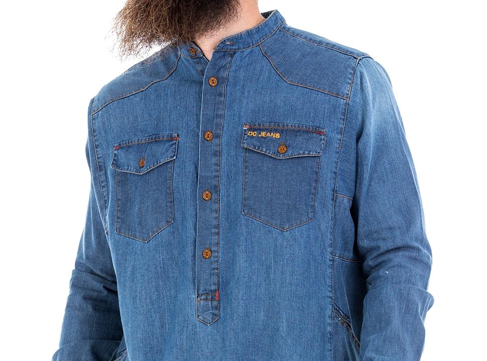 Qamis sarouel dcjeans dianoux jeans robe.