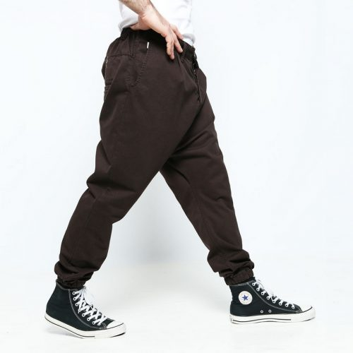 pantalon marron ville usual fit