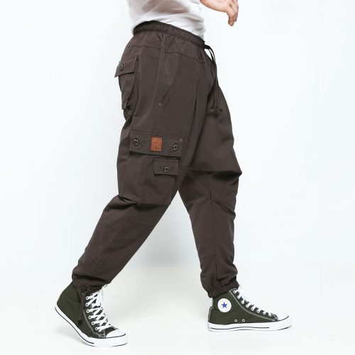 saroual battle marron evo dcjeans profil