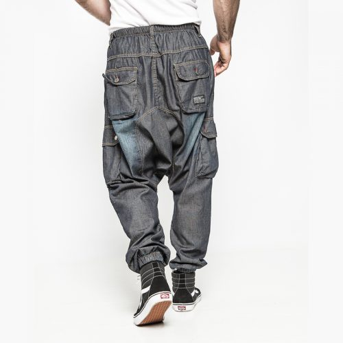 saroual battle pantalon jeans dirty