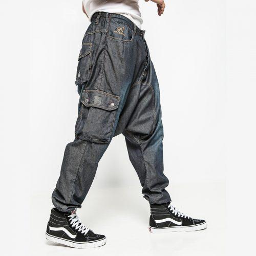 saroual battle pantalon jeans dirty