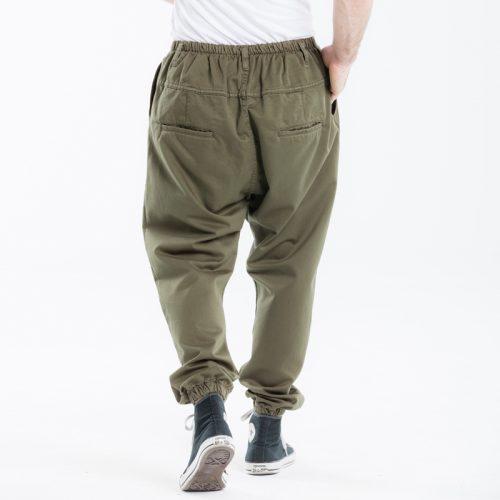 pantalon ville usual fit kaki