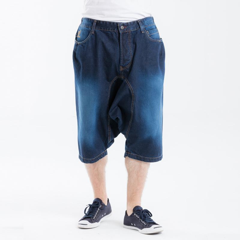 saroual dcjeans jeans short blue