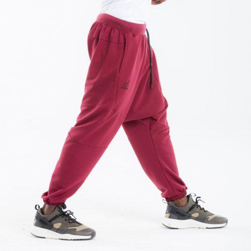 saroual dcjeans jogging sport bordeau