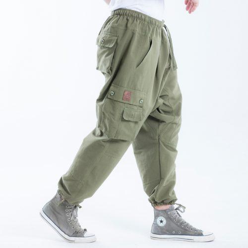 saroual dcjeans pantalon battle kaki