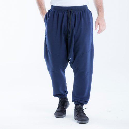 saroual dcjeans pantalon jogging marine