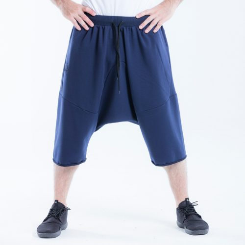 saroual jogging short marine