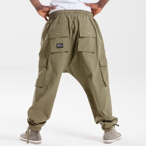 pantalon battle usual kaki dcjeans dos
