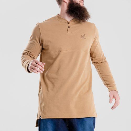 pull oversize dcjeans kamel broderie face