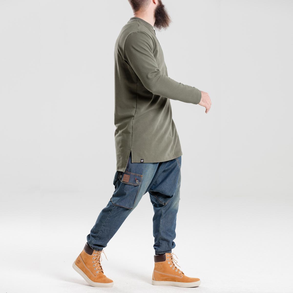 saroual battle evo jeans dirty dcjeans ensemble profil