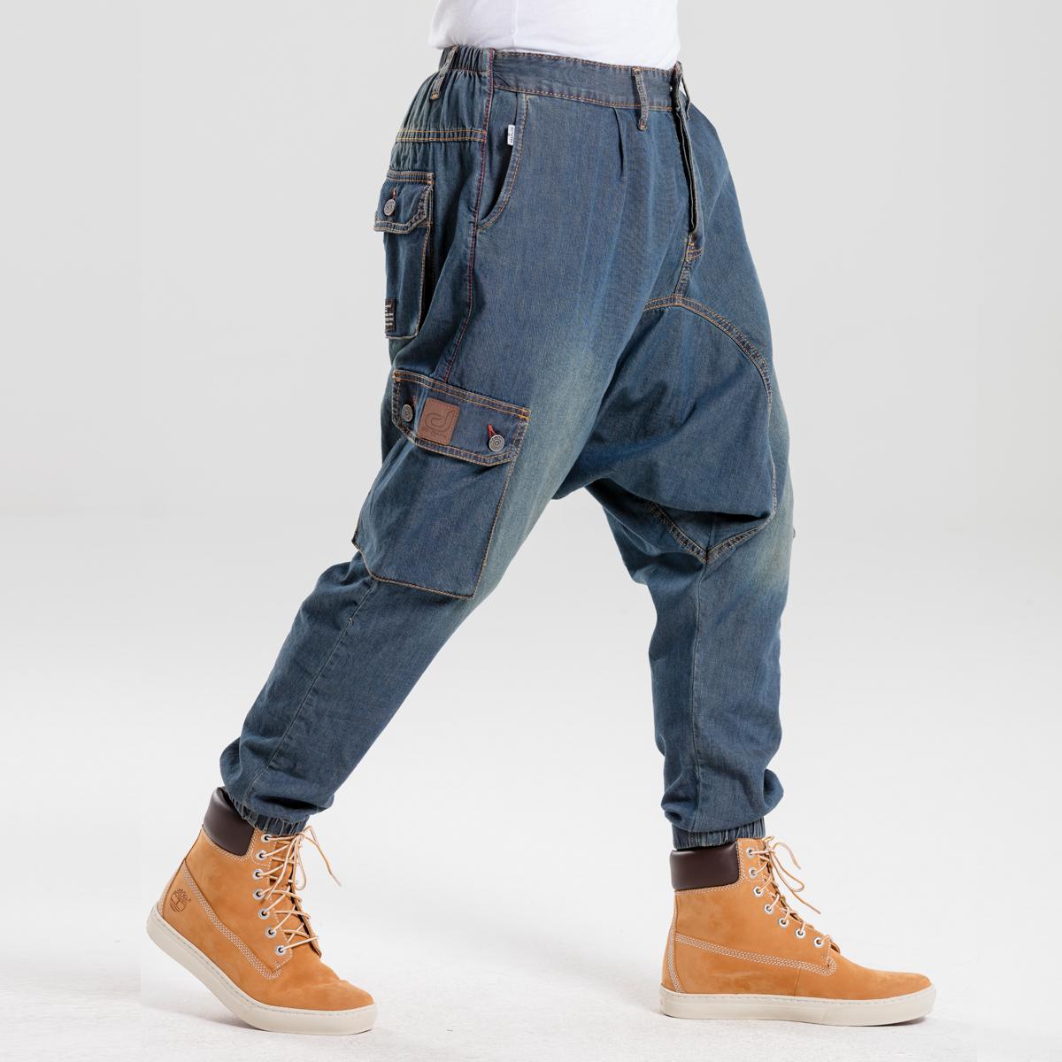 saroual battle evo jeans dirty dcjeans profil