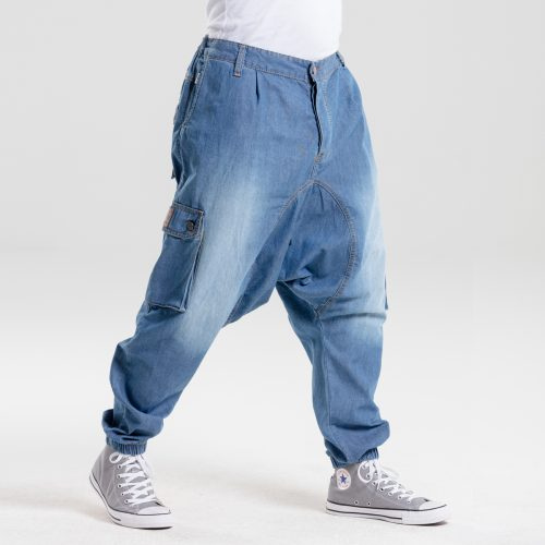 saroual battle evo jeans light dcjeans profil