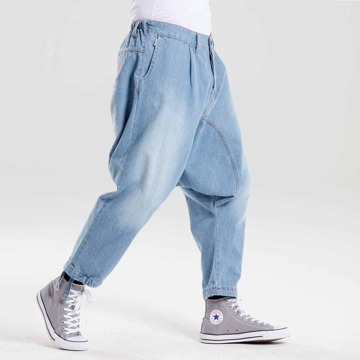 saroual jeans evo blitch dcjeans profil