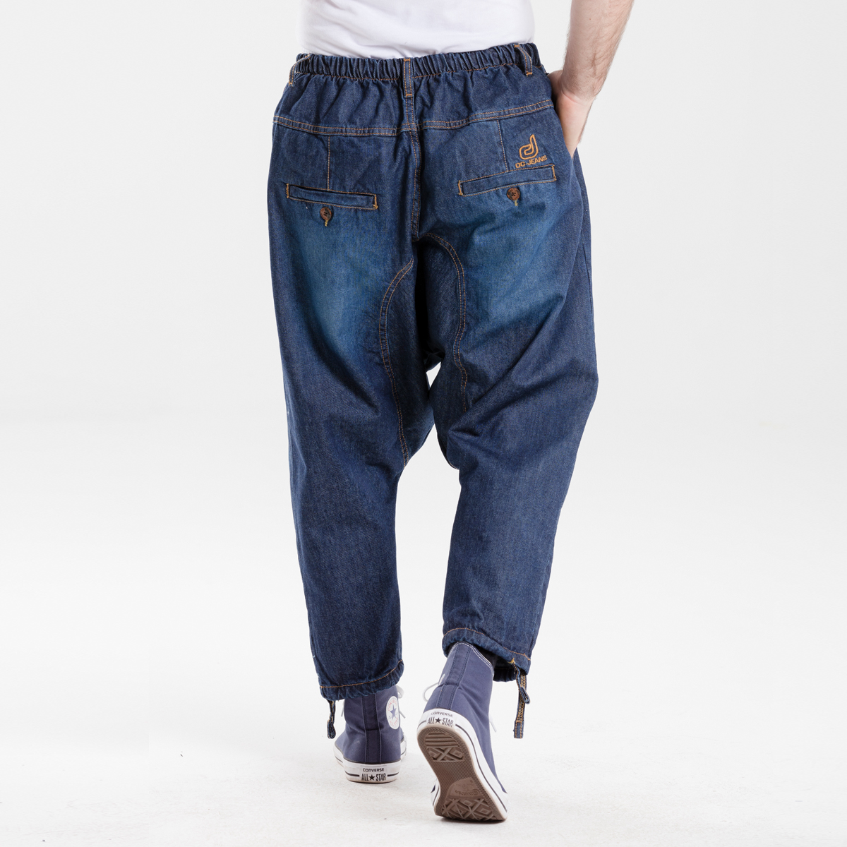 saroual jeans evo blue used dcjeans dos
