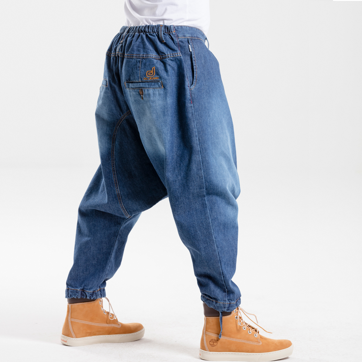 saroual jeans evo light used dcjeans profil