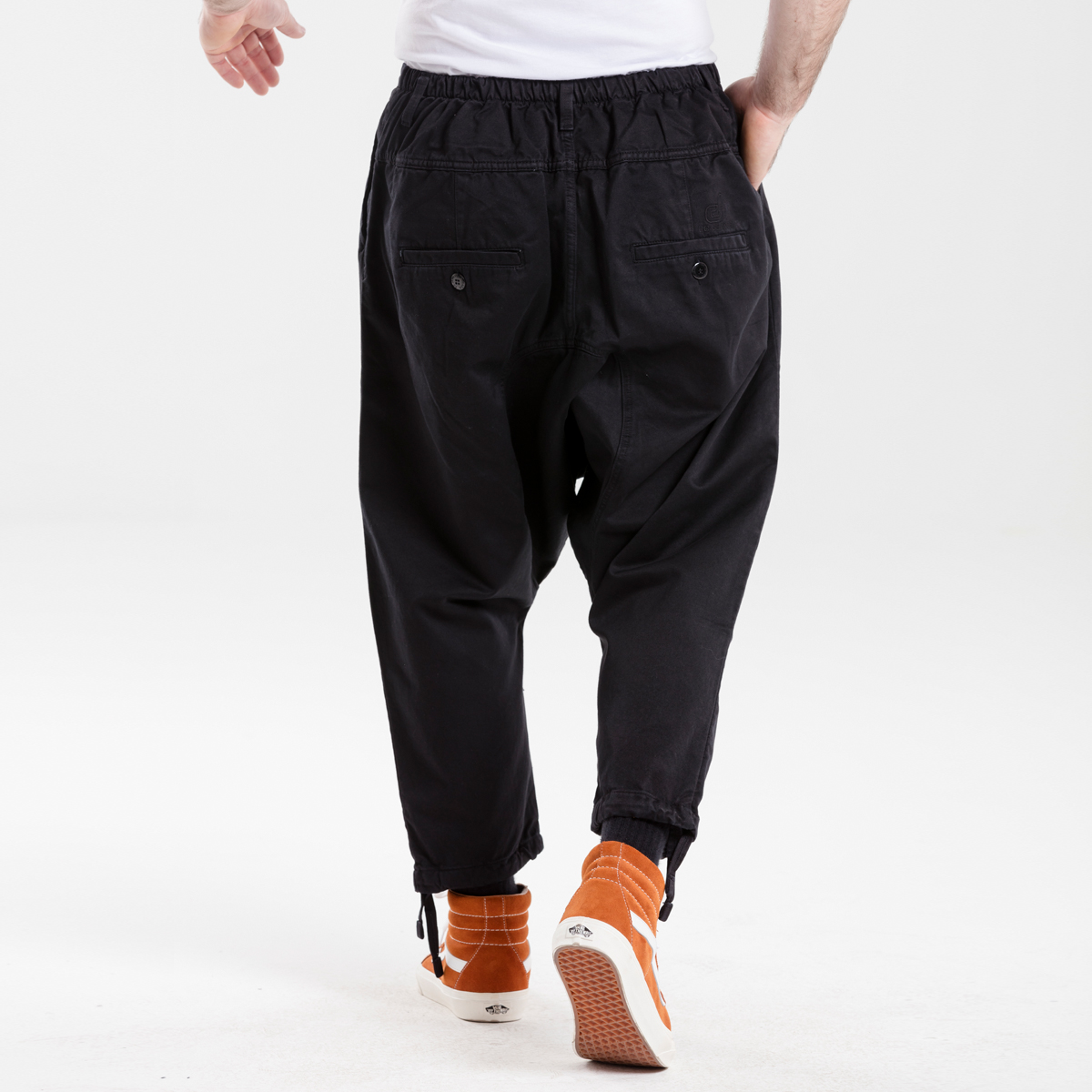 saroual jeans evo noir dcjeans dos
