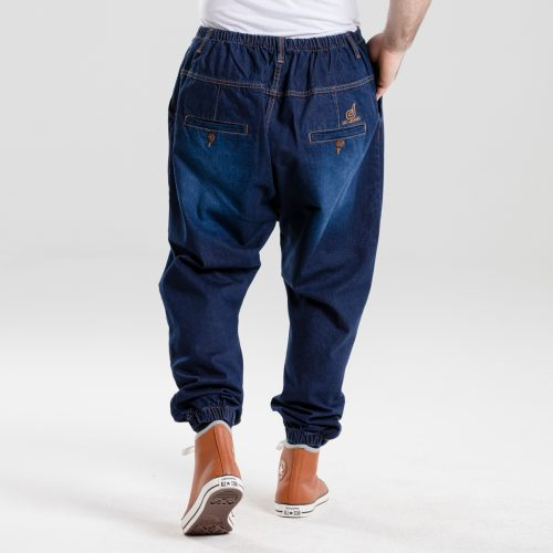 saroual jeans usual blue dcjeans dos