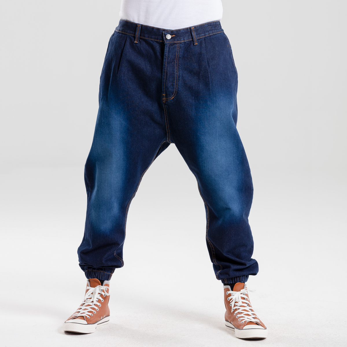 saroual jeans usual blue dcjeans face