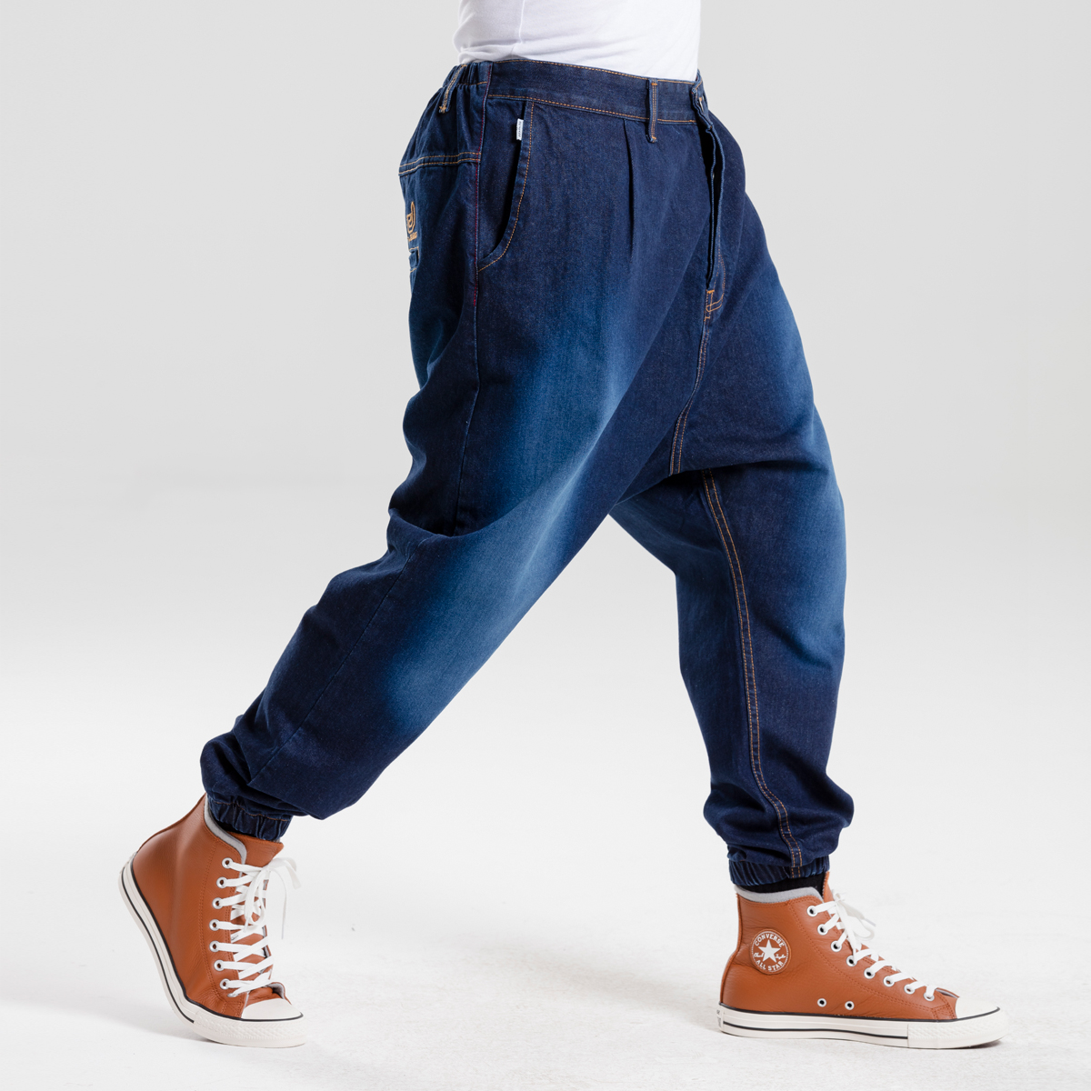 saroual jeans usual blue dcjeans profil
