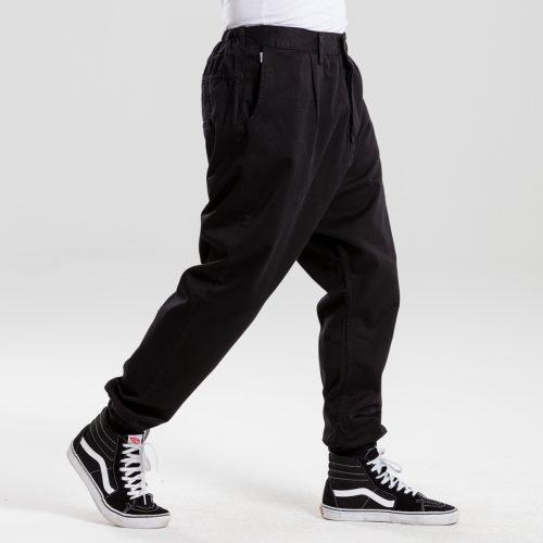 saroual jeans usual noir dcjeans profil