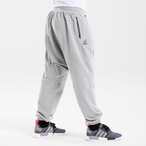 saroual jogging evo gris dcjeans profil