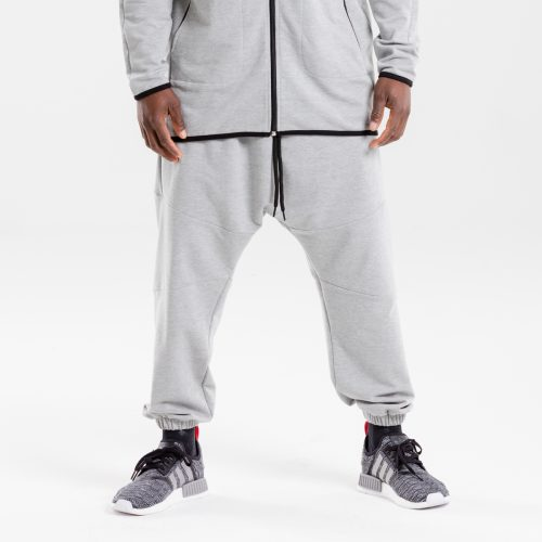 saroual jogging usual gris dcjeans face