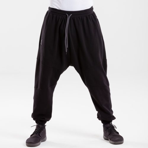 saroual jogging usualnoir dcjeans face
