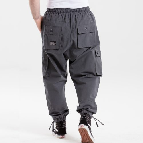 pantalon battle usual anthracite dcjeans dos