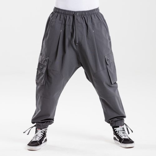 pantalon battle usual anthracite dcjeans face