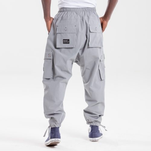 pantalon battle usual gris dcjeans dos