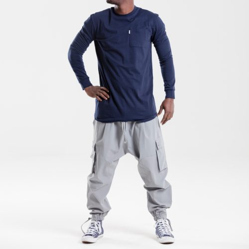 pantalon battle usual gris dcjeans ensemble face