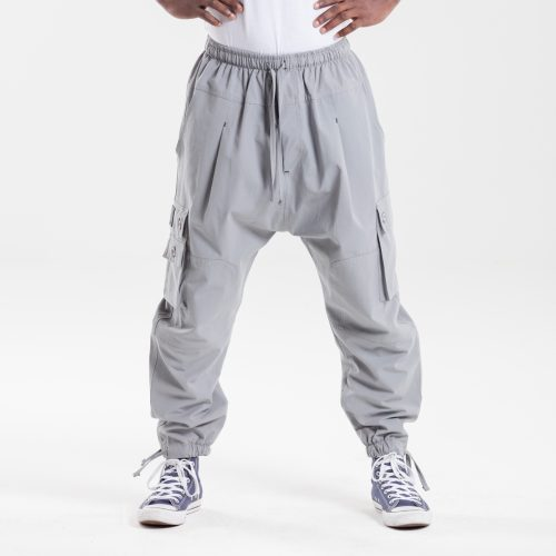 pantalon battle usual gris dcjeans face