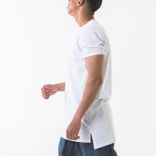 tshirt manche courte blanc profil dcjeans