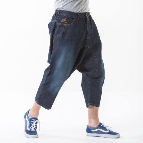saroual jeans blue used profil dcjeans