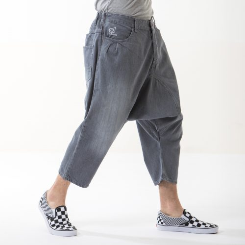 saroual jeans gris used profil dcjeans