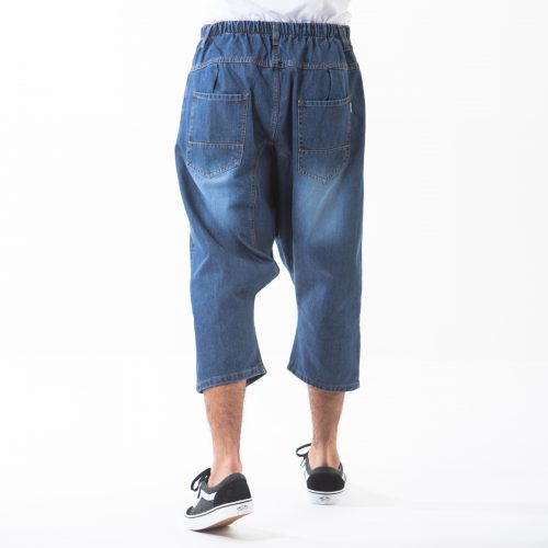 saroual jeans light used dos dcjeans