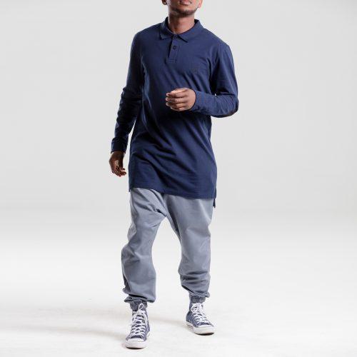 saroual jeans usual gris dcjeans ensemble face