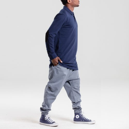 saroual jeans usual gris dcjeans ensemble profil