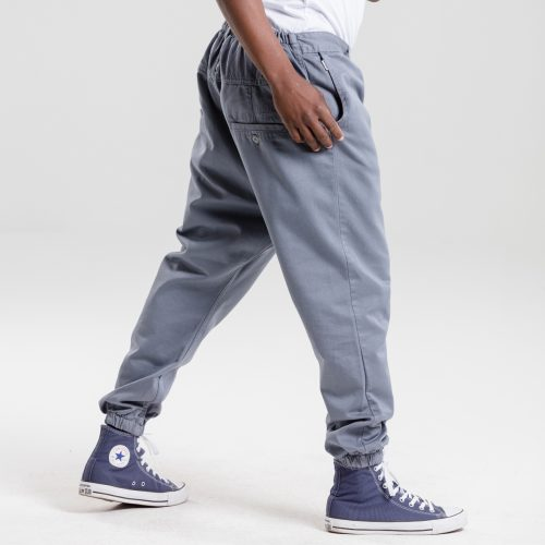 saroual jeans usual gris dcjeans profil