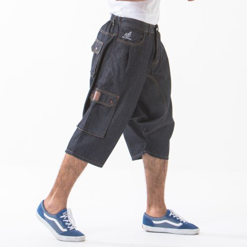 saroual short battle blue profil dcjeans