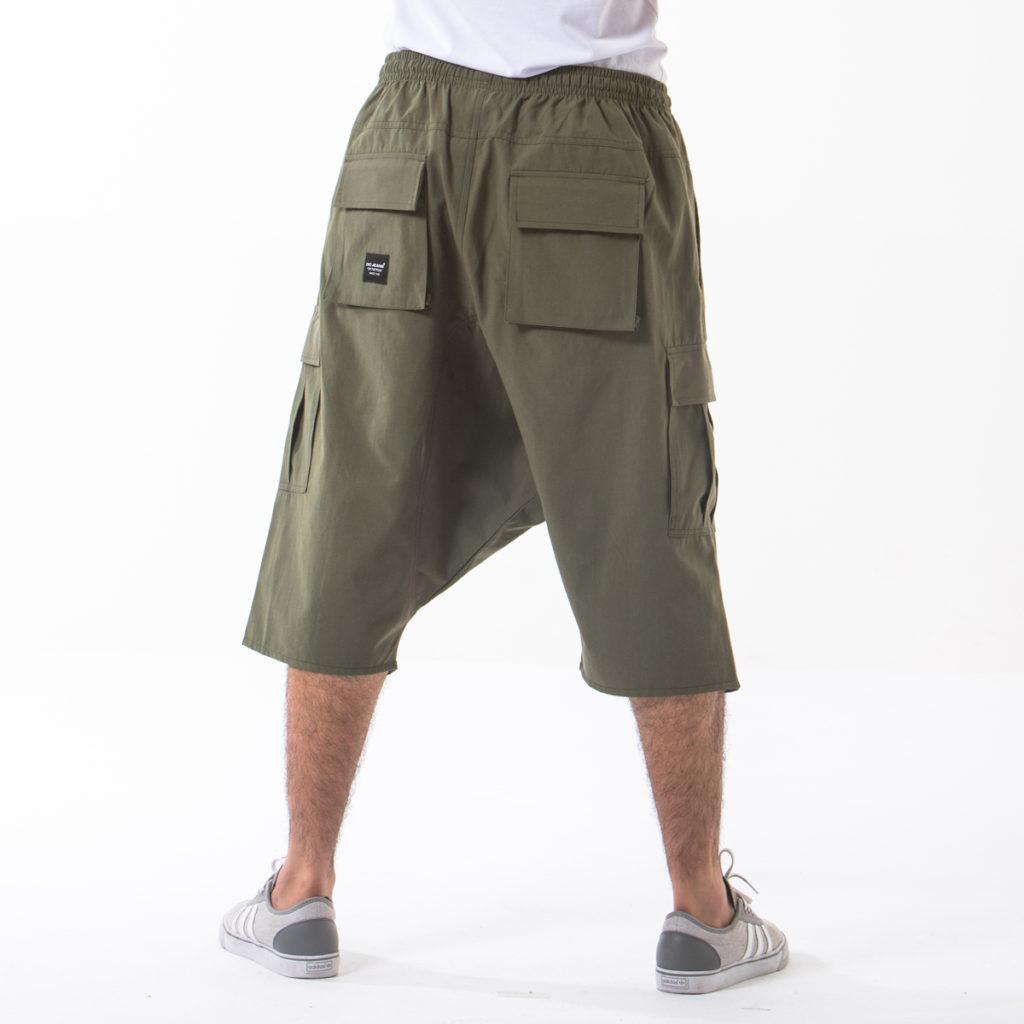 Saroual Battle KAKI SHORT evo S18 - DCJeans ® - sarouel   clothing ... 0ebc291f623