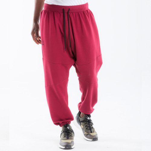 pantalon dcjeans jogging bordeau FACE