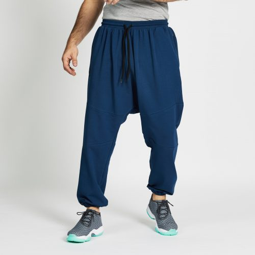 pantalon jogging long bleu face