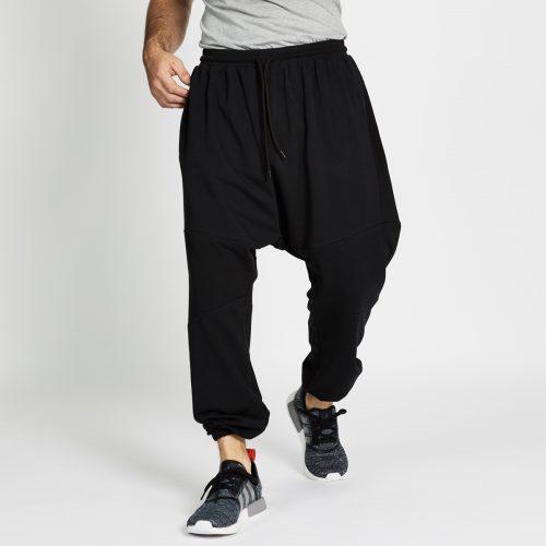 pantalon jogging long noir face
