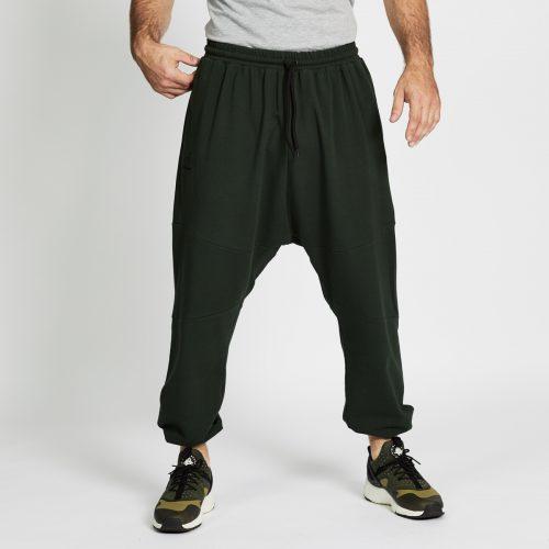 pantalon jogging long vert face