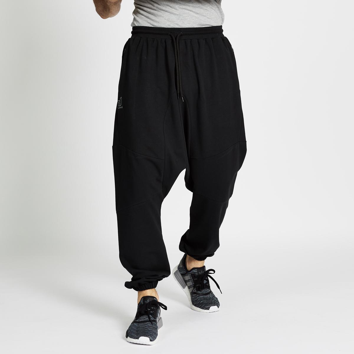 Saroual Jogging NOIR evo long S18 - DCJeans ® - sarouel   clothing ... b10ec159eb3