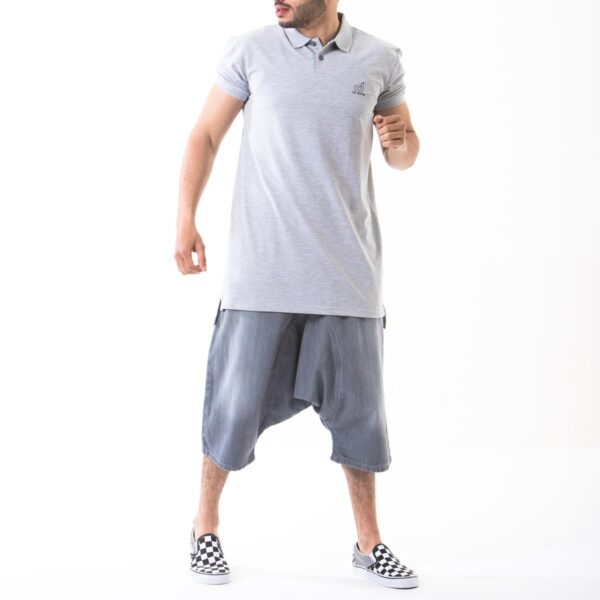 saroual-short-gris-used-complet-face-dcjeans